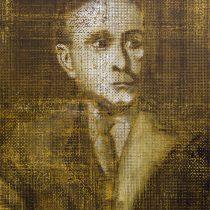 Adolf Loos 1824, 2016, 140 x 120 cm, acrylic paint on canvas