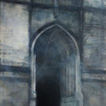 Untitled, 2012, 200 x 150 cm, oil and acrylic paint on canvas