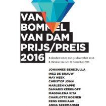 van bommel van dam prijs 2016